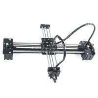 2500 mw лазерной DIY corexy XY плоттер drawbot ручка надписи рисунок роботизированная машина для ЧПУ V3 щит Рисунок Игрушки