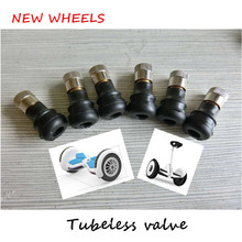 Suitable for many types of vehicles such as the XIAOMI 9 balance car Wheel without inner tube General purpose British valve 8v1