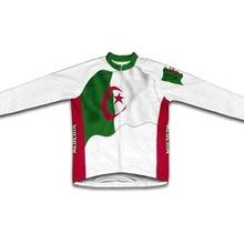 Зимний теплый флисовый свитер для велоспорта с флагом, Мужская зимняя одежда для велоспорта, одежда для велоспорта