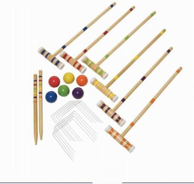 Croquet Set 2