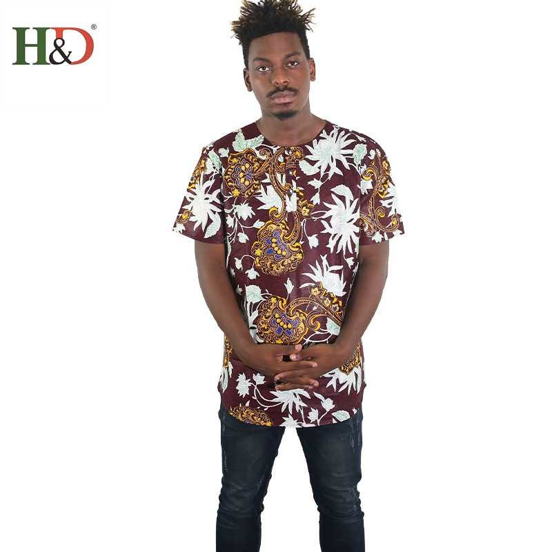ee46871c216d Detail Feedback Questions about 2018 men summer shirts african men dashiki  print shirt tops casual male fashion short sleeve printing outfit top high  ...