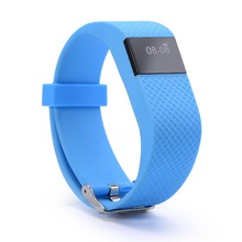 Coronary heart Price Monitor Sensible Band Sport Waterproof Wristband Well being Passometer Health Tracker for Samsung Galaxy S7 / S7 edge -BLUE