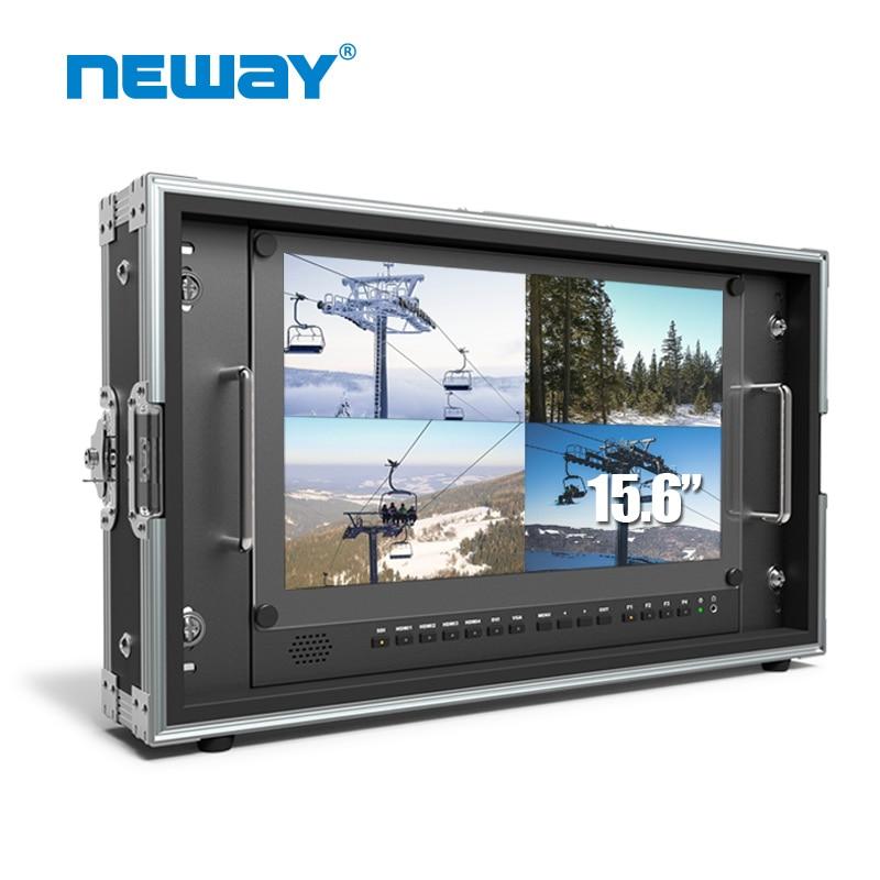 Neway CK1560 4K 3840 * 2160 15.6 pulgadas Screen Studio Broadcast - Cámara y foto