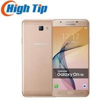 "Original Samsung Galaxy On7 (2016) G6100 4G LTE Mobile Octa core 5.5""13.0MP 1920×1080 3G RAM 32G ROM Dual SIM Refurbished phone"