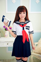 Nuovo Stile Giapponese Anime Jigoku Shojo Cosplay Hell Girl Manga Cosplay Costumi JK Scuola Gli Studenti Uniformi Vestito Da Marinaio