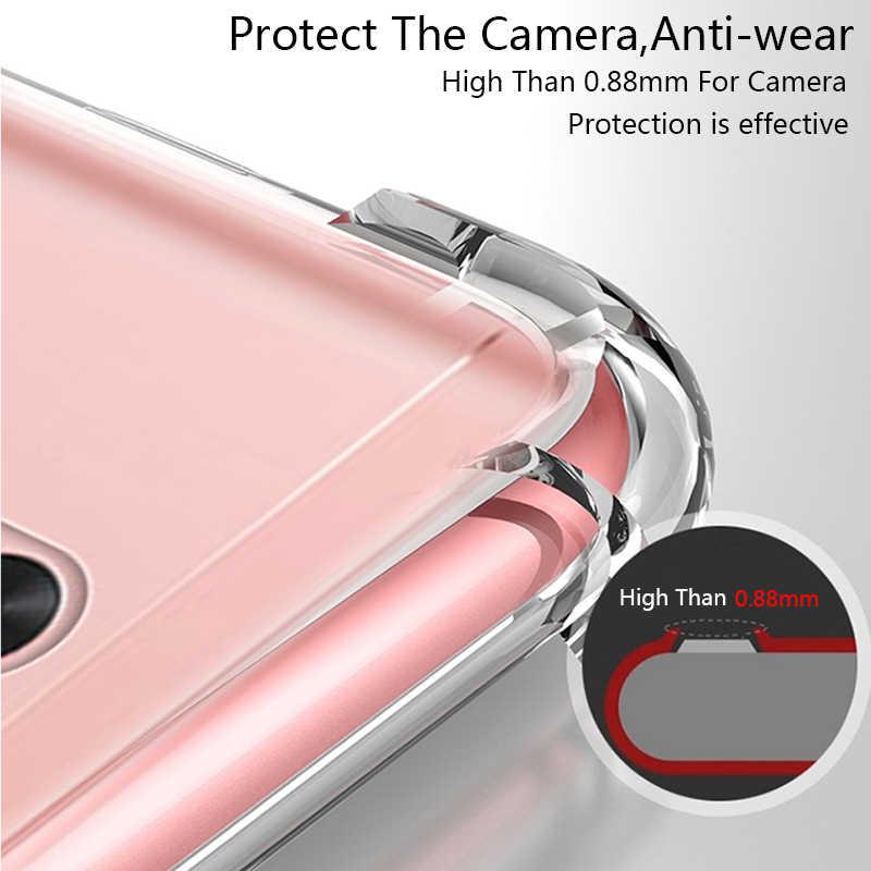 Чехол для Xiaomi mi 5 5S plus 5c 5X6 mi 5 mi 6 прозрачную крышку Red mi 3 s pro 4 pro 4A 4X 5A mi X кожаный Капа для детей 2, 3, 4, мягкие чехлы