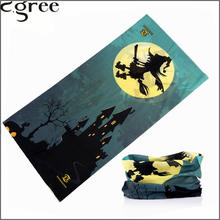 cgree wholesale seamless neck tube bandana seamless hijab halloween novelty mask magic scarf kerchief - Halloween Novelties Wholesale