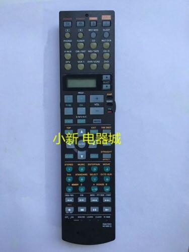 NEW Remote Control RAV353 Original For YAMAHA RX-V2500 RX-V2600 RX-V3800 AV Receiver цена 2017
