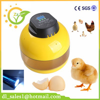 Fully New Automatic Digital 10 Eggs Incubator For Hatching Duck Incubator Poultry Hatcher Incubator Chicken Egg