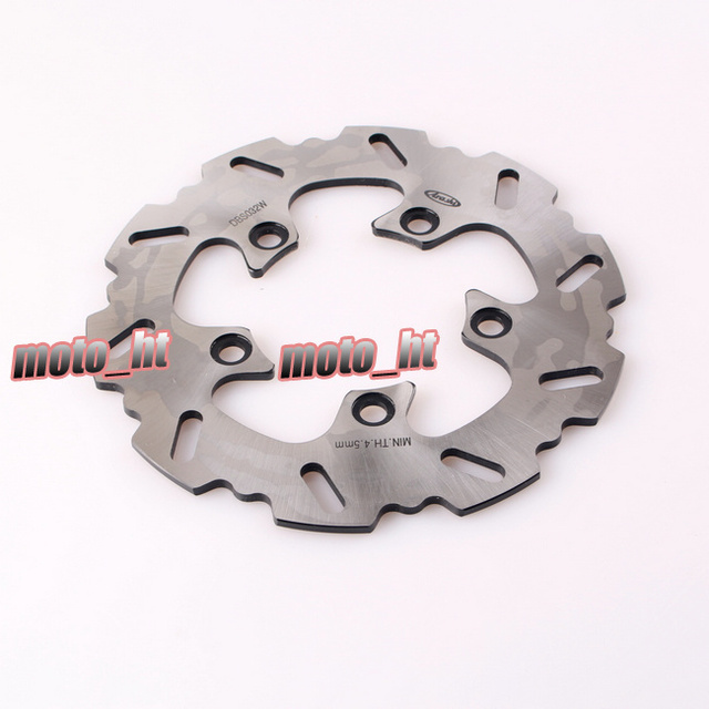 Arashi Rear Brake Disc Rotor For SUZUKI GSXR 600 750 1997-2014 & SV1000 2003-2007 & SV650 2003-2010 & TL1000S 1997-2001