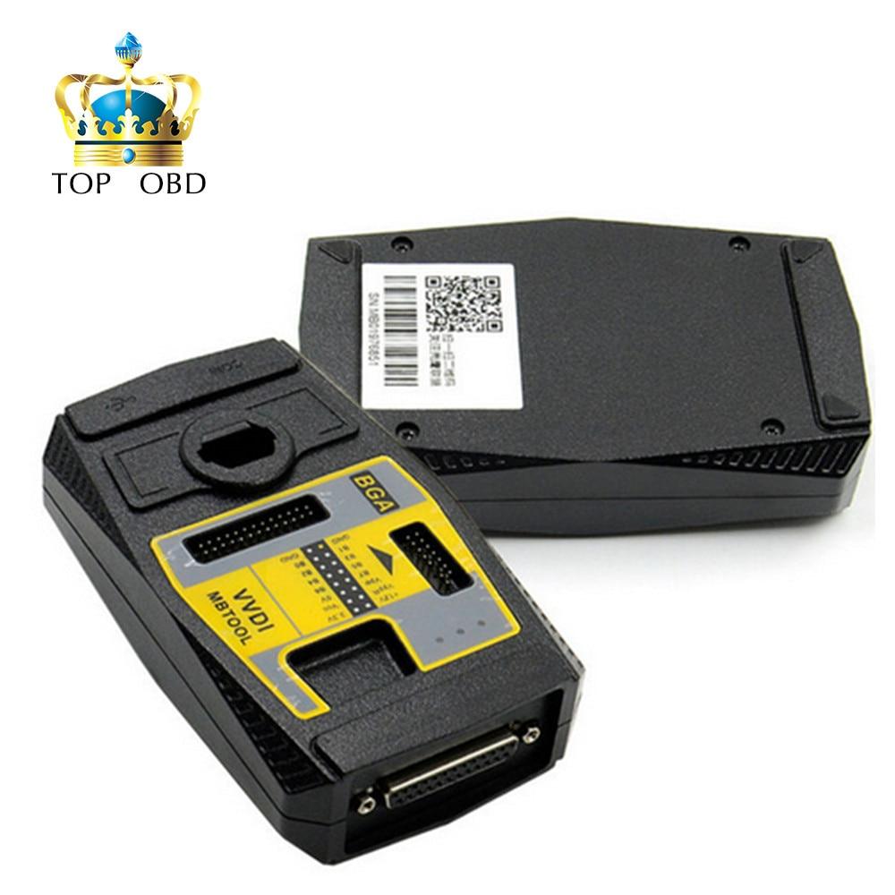 Original Xhorse V2 1 1 VVDI MB BGA TooL Benz Key Programmer Including BGA font b