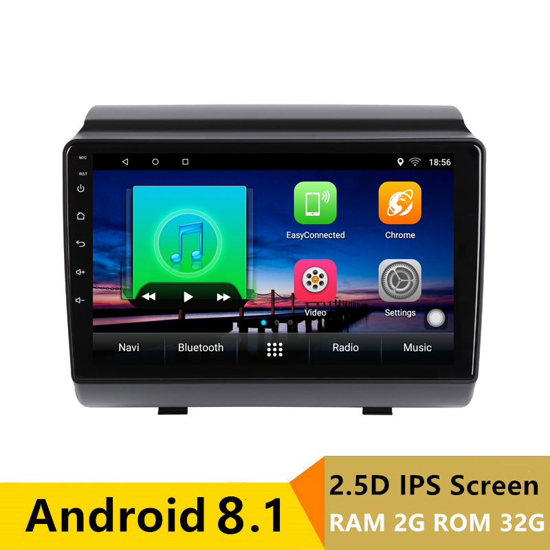 "9"" 2G RAM 32G ROM Android Car DVD Video Player GPS For Hyundai IX35 2018 headunit audio car radio stereo navigation wifi"