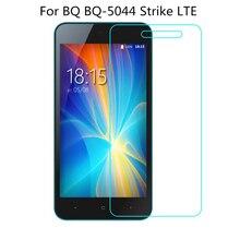 2PCS Ultra-thin 0.26mm tempered glass For BQ BQ-5044 Strike LTE 5044 screen