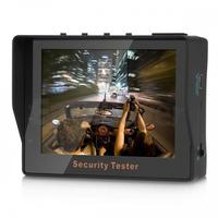 2015 Hot Selling New 3 5inch TFT LCD Audio Video Security Tester Closed Circuit Television Camera