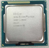 I3 3225 Pieces CPU Set The Official Version Of The 1155 New Quality Assurance For One