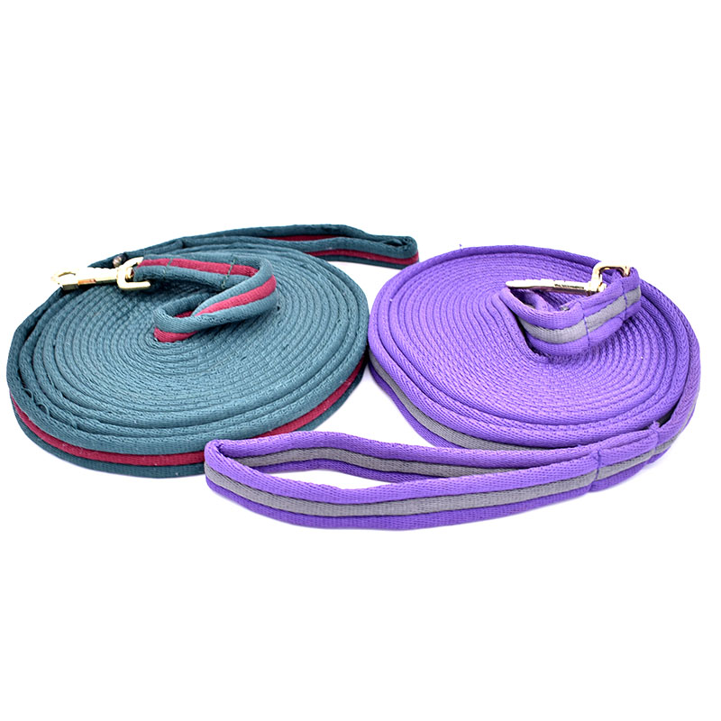 Harness And Horse Training Rope, Taming Rope And Cotton Training Rope Do Not Hurt Hands 8 Meters