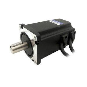 Image 1 - BL DC motor flanş 60mm 48V 3000RPM 200W 0.65N.m J60BLS99 430A fırçasız DC Motor 3 fazlı gövde uzunluğu 99mm