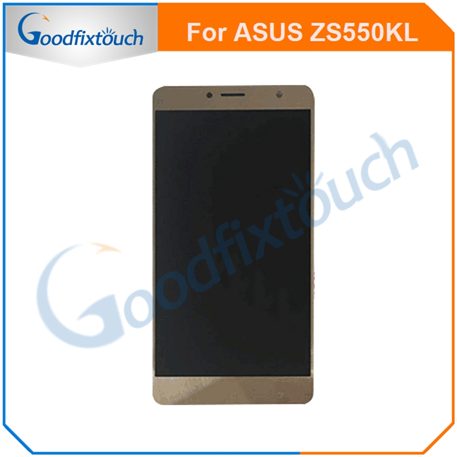 For <font><b>ASUS</b></font> ZS550KL <font><b>ZC553KL</b></font> ZU680KL ZB690KL LCD Display With <font><b>Touch</b></font> <font><b>Screen</b></font> Digitizer Assembly Replacement Parts image