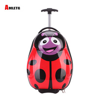 AMLETG 2018 Traveling Trolley Bag Children's Enfant Sac Suitcase Children's Carrying Case Rolando Traveling Bags on Wheels