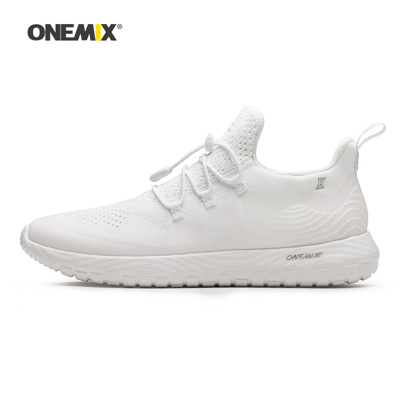 Onemix Woman Running Shoes for Women White Mesh Air Breathable Designer Jogging Sneakers Outdoor Sport walking Tennis Trainers onemix woman running shoes for women white mesh air breathable designer jogging sneakers outdoor sport walking tennis trainers