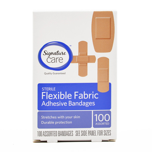 Image 4 - 100 PCS/1 Box Assorted Größen Sterile Vielzahl Pack Klebstoff Bandagen Erste Hilfe