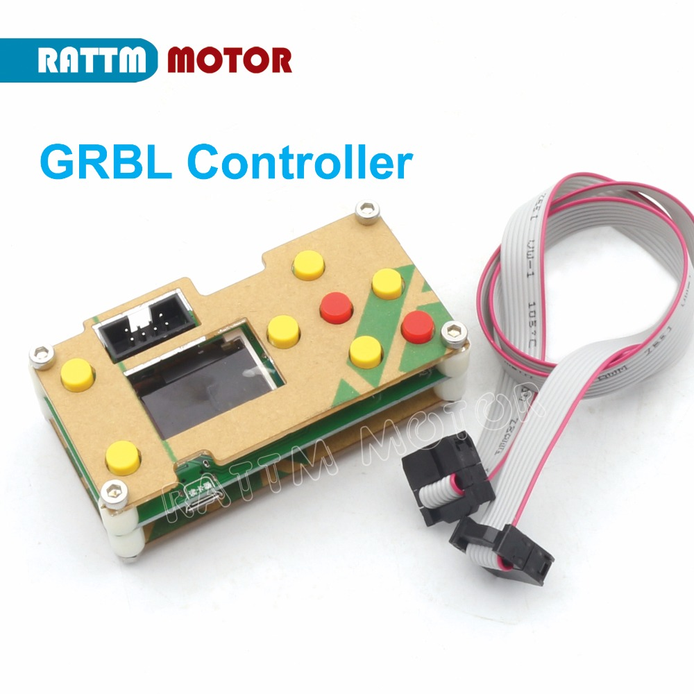 New GRBL off line working controller for GRBL laser engraving machine wood router