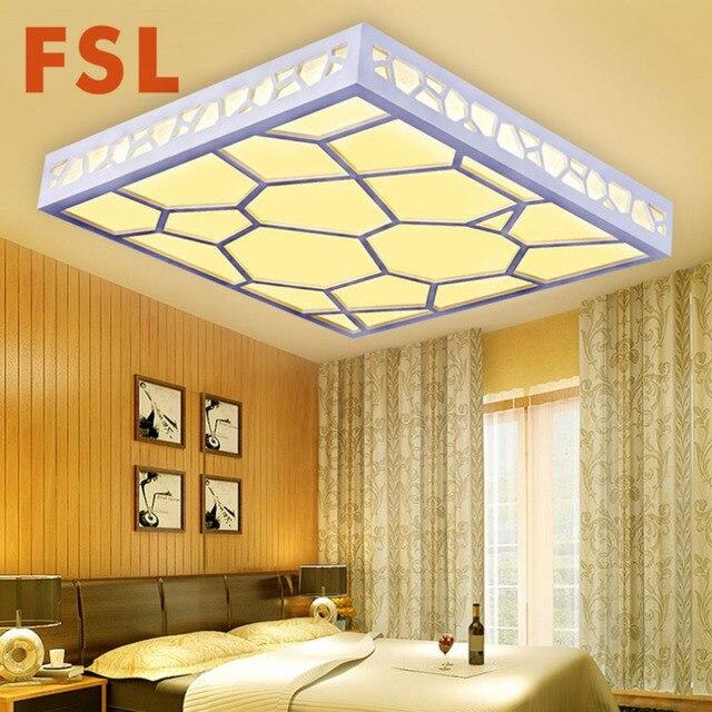 FSL LED Creusé Out Sculpture Motif Gradation De Lumi¨re Au Plafond 3
