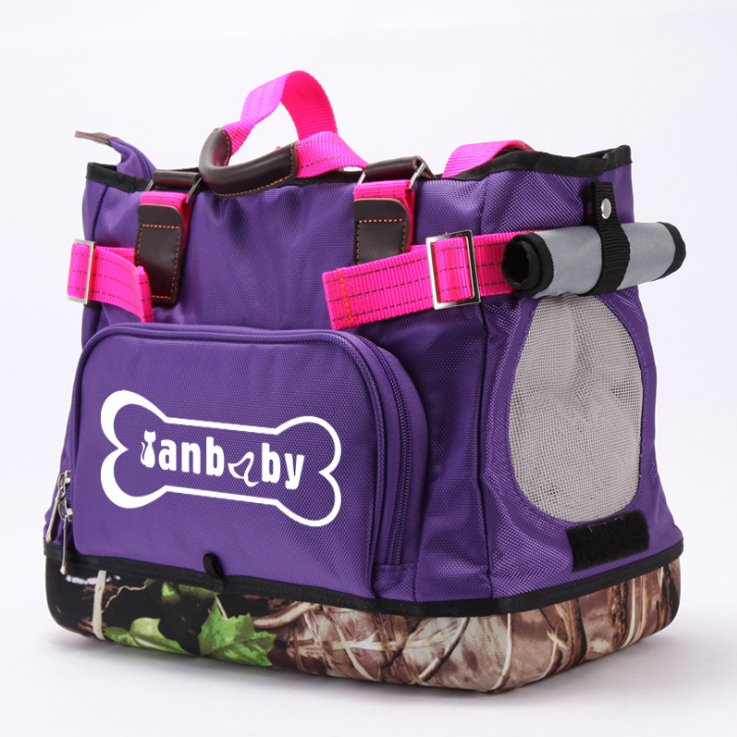 Dog Carriers for Small Dogs Cat Fashion Casual Portable Dog Carrier Bag Breathable Outdoor Travel Pet