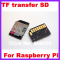 TF Transfer To SD Card Adapter For Raspberry Pi B