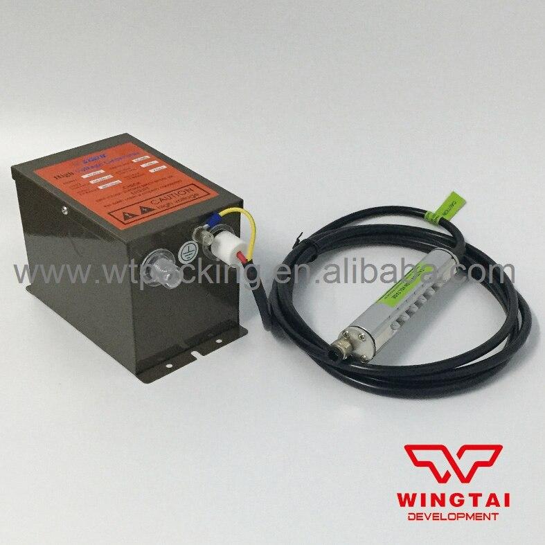 Длина 1000 мм * 1060 мм Анти-статические Ion Бар С 7.0Kv Генератор Высокого Напряжения 220 В ~ 230 В/50 ГЦ