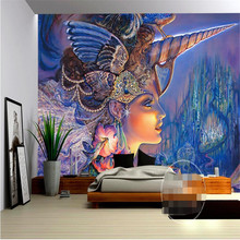 custom photo wall mural 3d wallpaper Luxury Quality HD  color art modern beauty beautiful large papel de parede