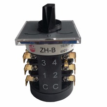KEDU ZH B 250/400V 16(8) EINE AUF WEG AUF Universal Schalter Ändern über Schalter Permutator für Control Motor Reverse Direkt