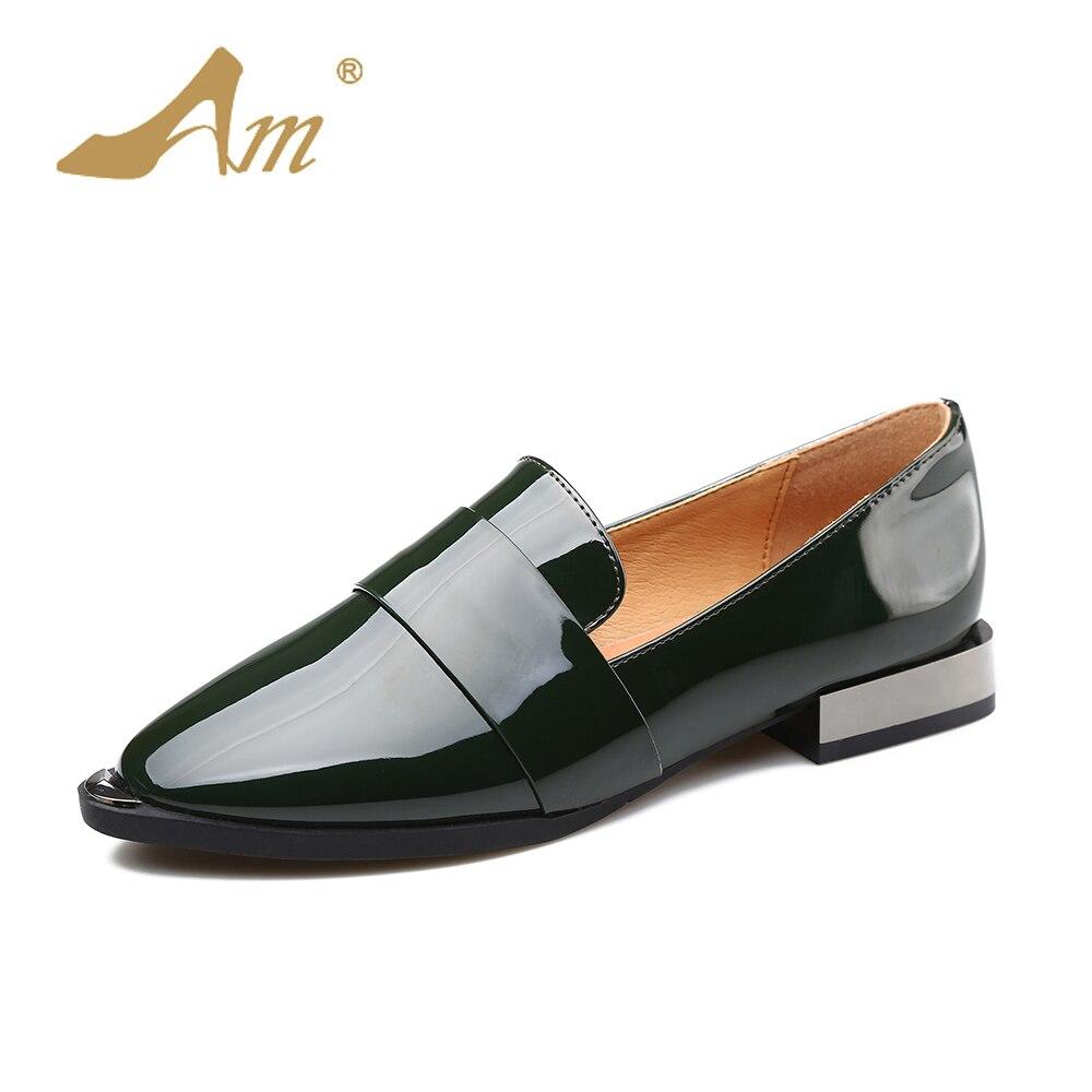 Female Square Toe Shoe