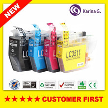 Compatible for Brother LC3511 ink Cartridge suit MFC-J690DW MFC-J890DWW etc.