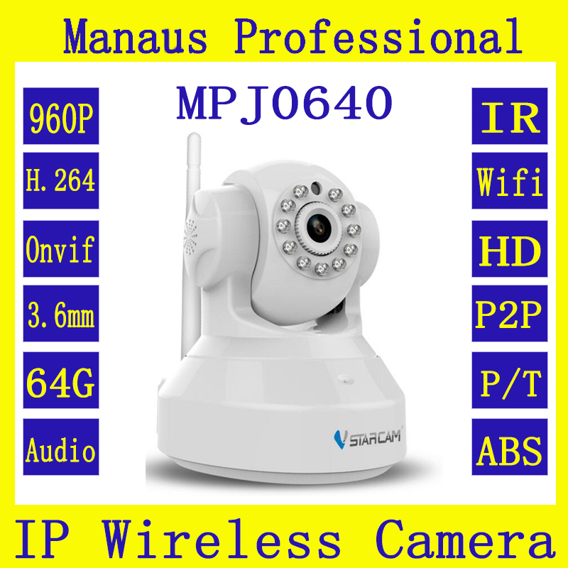 ФОТО High Quality 960P 1.3MP IP Camera WIFI Megapixel Wireless Network CCTV Onvif Security Camera Support 64G SD Card 1280*960P J0640