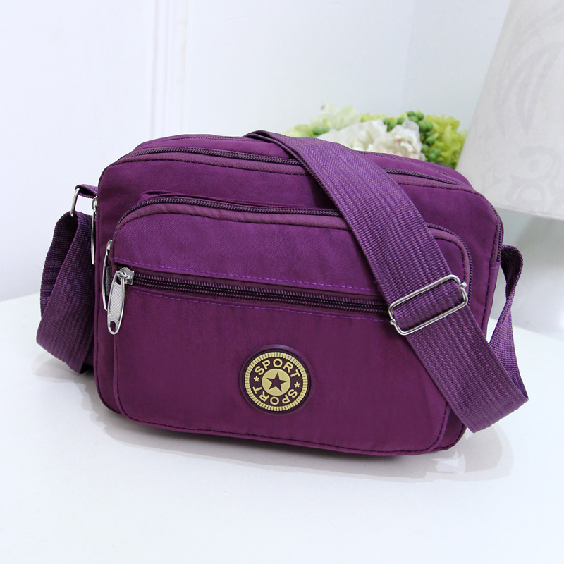 Fashion Women Handbag 2017 Women Handbag Canvas Bags Women Shoulder Bag Nylon Handbags Crossbody Bags for Women Bolsas Femininas женские блузки и рубашки hi holiday roupas femininas blusa blusas femininas