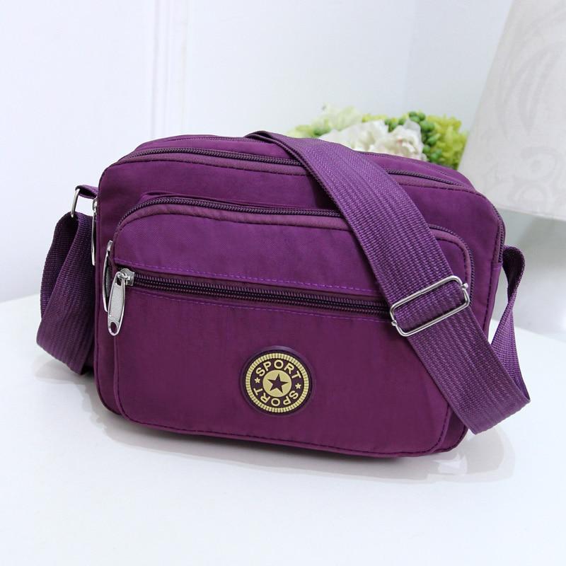 Fashion Women Handbag 2017 Women Handbag Canvas Bags Women Shoulder Bag Nylon Handbags Crossbody Bags for Women Bolsas Femininas