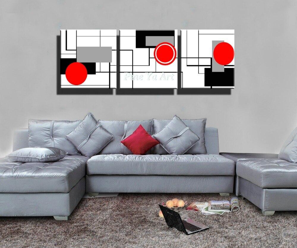 Chambre Mur Rouge Et Noir With Deco Salon Rouge Et Noir.