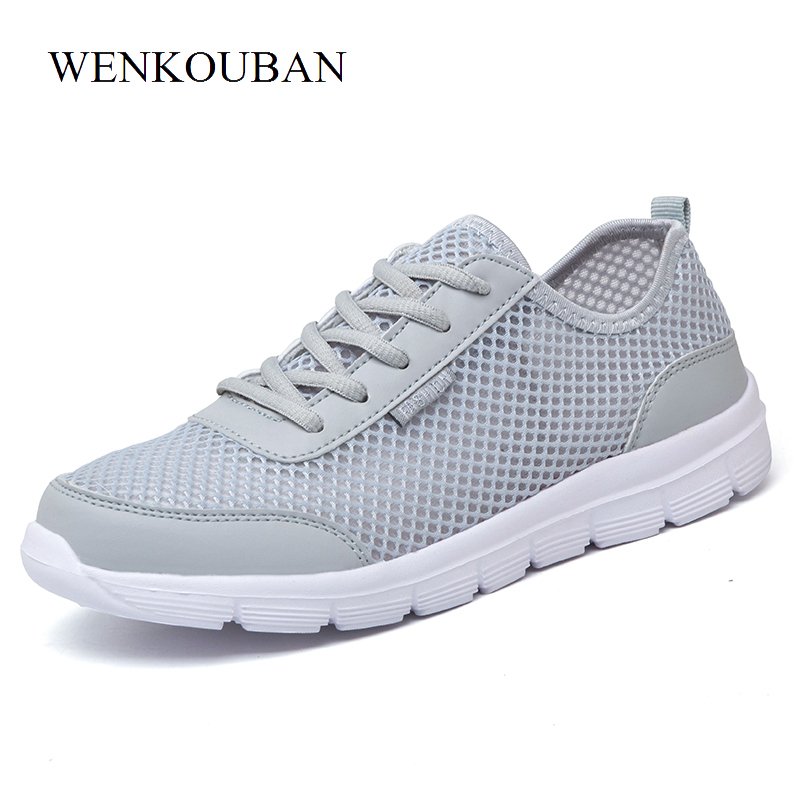 Air Mesh Shoes Women Sneakers Female Summer PLUS Size Baskets Femme Ladies  Trainers Tenis Feminino Casual Light and Breathable e779994200f5