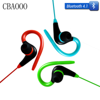 CBAOOO Bluetooth Earphones 4 1 Wireless Sports Headset Stereo Sweatproof Headphones With MIC For Iphone Samsung