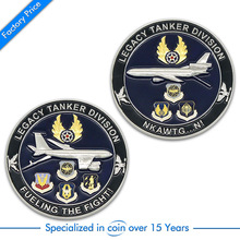 Factory Custom Challenge 3D Military Coin