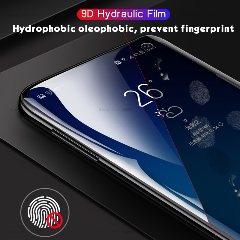 Image 5 - Full Soft Hydrogel Film For Samsung Galaxy S10 Plus S10e S 10 9D Screen Protector For Samsung S8 S9 Note 8 9 A10 A20 A30 A50 A-in Phone Screen Protectors from Cellphones & Telecommunications