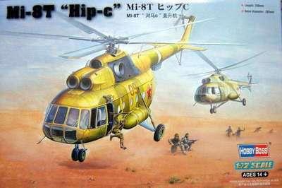 Hobby chefe 87221 1/72 Mi-8T Hip - C Aircraft Kit