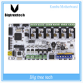 Biqu rumba para motherboard impressora 3d rumba mpu/acessórios da impressora 3d placa de controle otimizado versão rumba