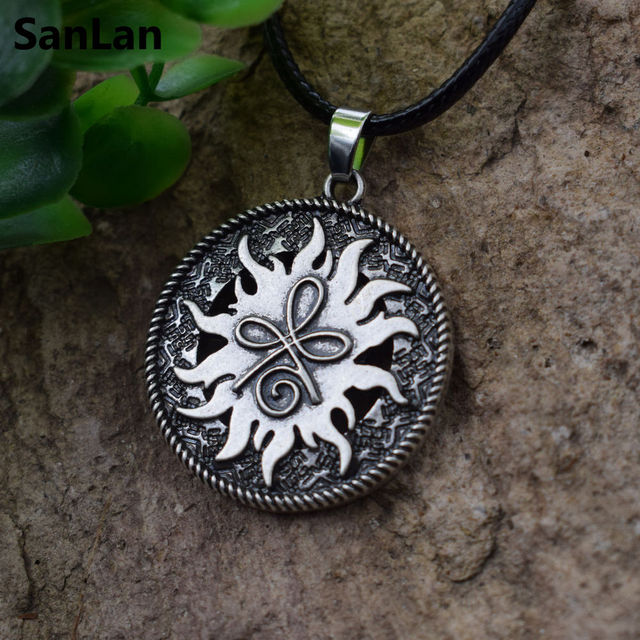 Aliexpress Buy Sanlan Vintage Celt Symbol For Strength