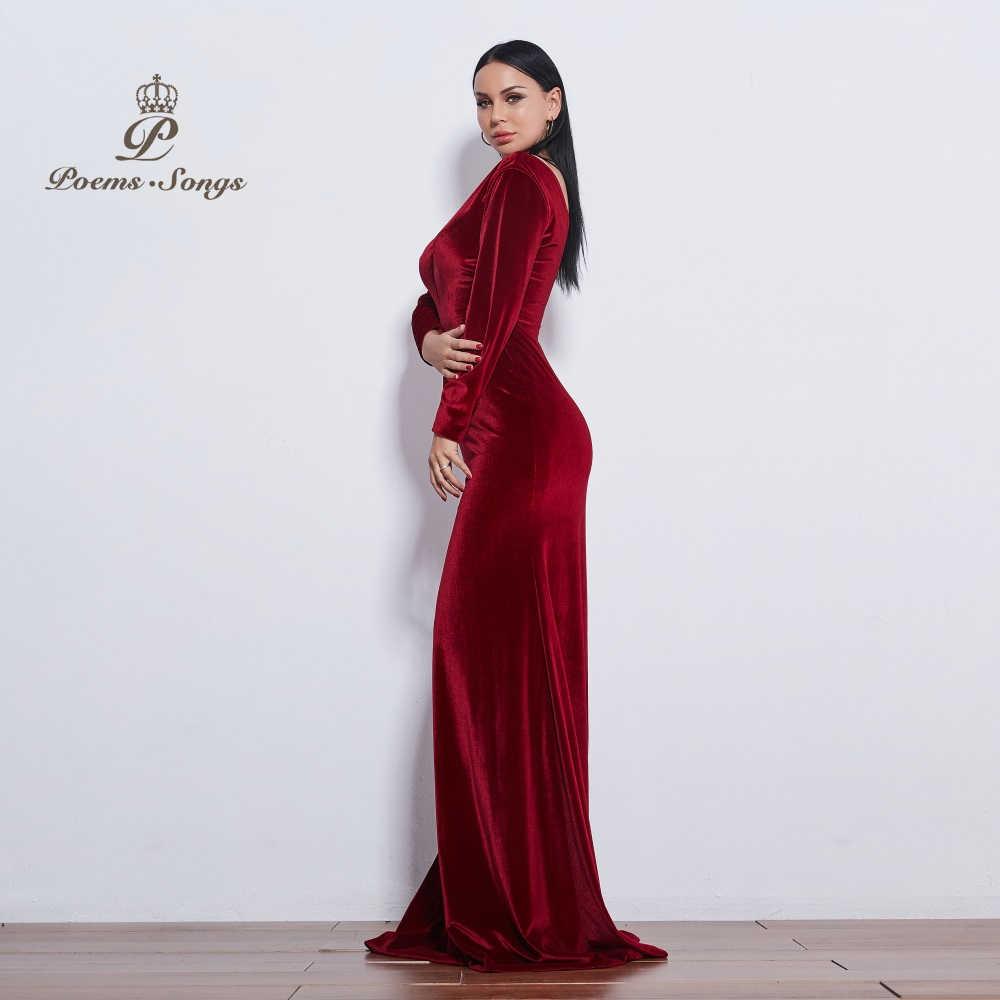 Стихи песни 2019 новый стиль привлекательное красивое модное вечернее платье Выпускные платья vestido de festa Формальное вечернее платье