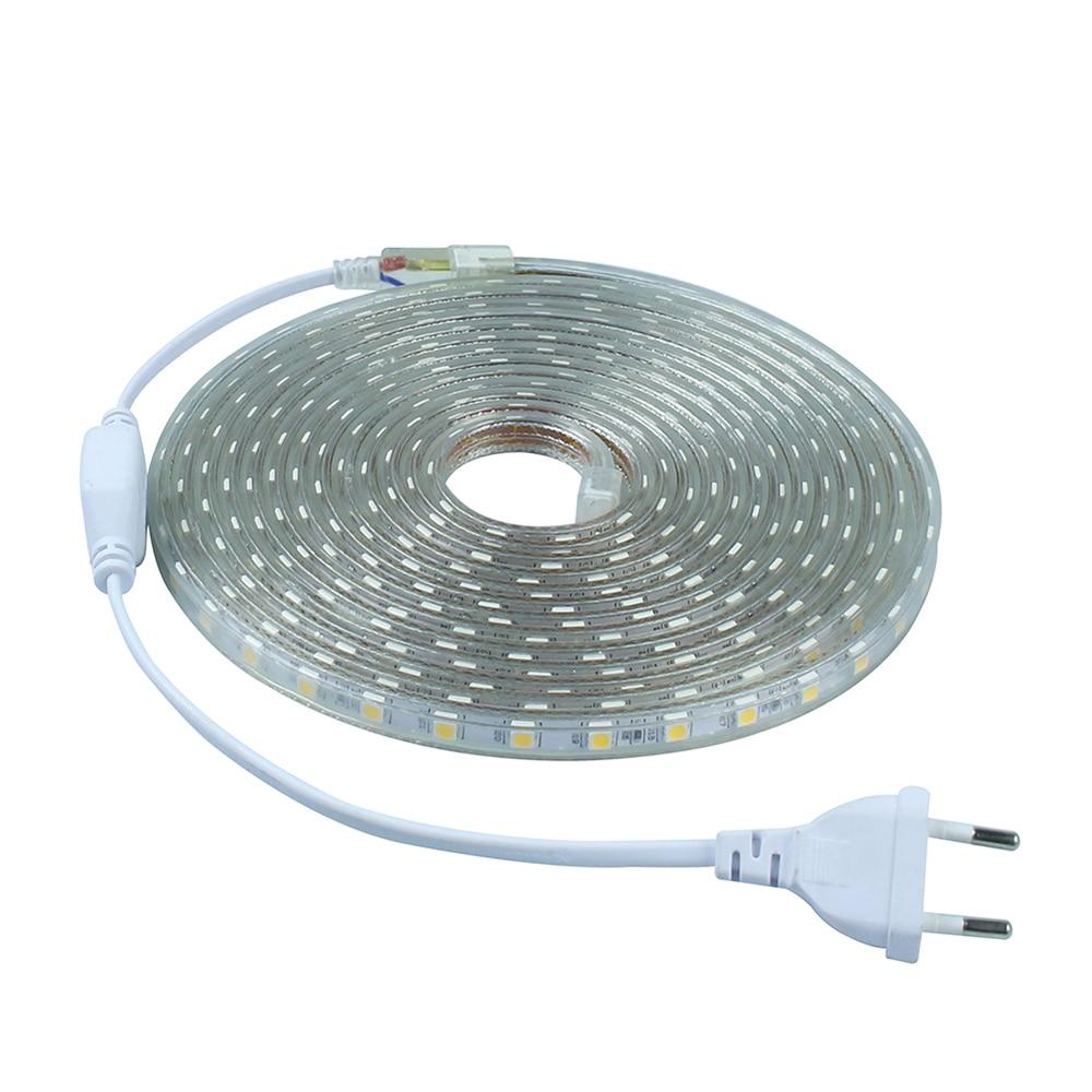 buy smd 5050 ac 220v led strip flexible light 1m 2m 3m 4m 5m 6m 7m 8m 9m 10m. Black Bedroom Furniture Sets. Home Design Ideas