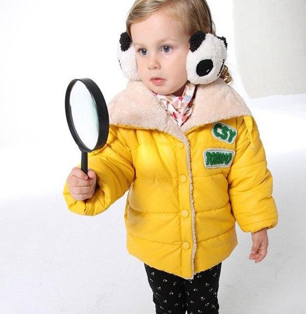 Retail - Free shipping 2012 Winter Hot Sale children clothing,children coat ,girl's cartoon clothing