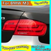 LED Tail Lamp Assembly Car Styling For BMW M3 Taillights 2008 2013 for E92 E93 330 325 Rear Lamp LED DRL+Brake+Park light
