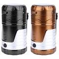 AC 220 V 2 Modos de 5 W 300LM Lanterna Movido A Energia Solar LEVOU Luz Elástico para uso doméstico, camping, tênis para caminhada, ciclismo e outros durante a noite
